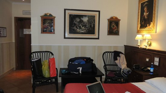 Hotel des Artistes: Double Room