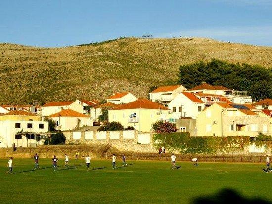 Lapad : Лапад, местный футбол