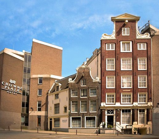 Crowne Plaza Amsterdam City Centre: Exterior