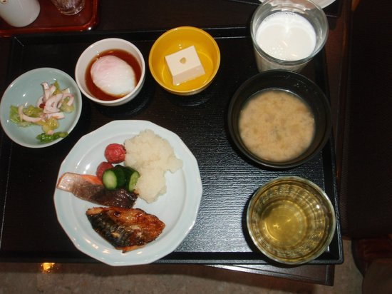 Dormy Inn Hirosaki: 朝食①