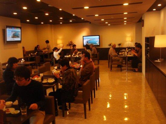 Dormy Inn Hirosaki: 朝食会場