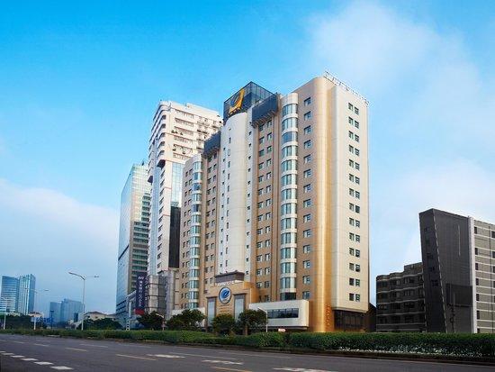 Elite Residences Shanghai: Day view of Residences