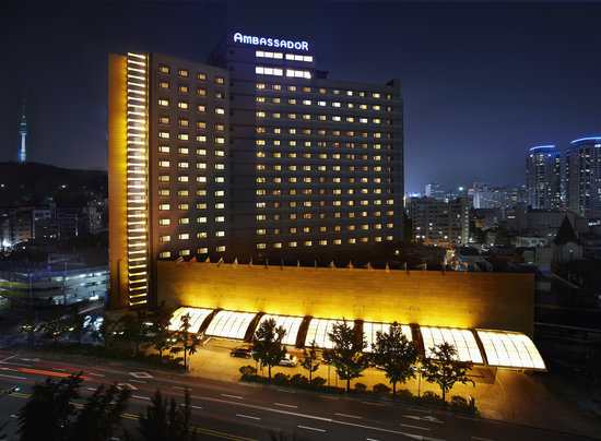 Grand Ambassador Seoul associated with Pullman: Exterior
