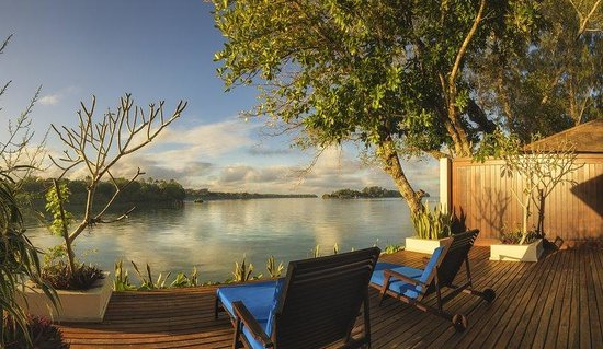 Warwick Le Lagon - Vanuatu: Pacific Pool Villa