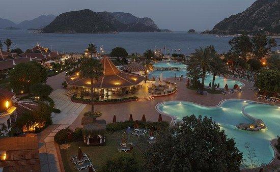 Marti Resort Hotel Icmeler