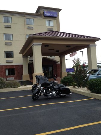 Sleep Inn and Suites: Great Hotel and location