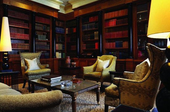 Saxon Hotel, Villas and Spa: Saxon Cigar Lounge
