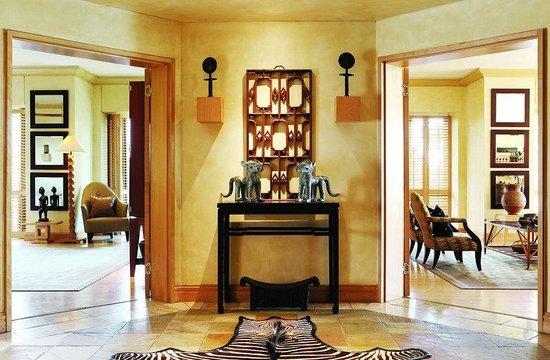 Saxon Hotel, Villas and Spa: One Bedroom Suite Entrance