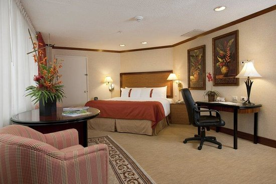 Holiday Inn San Jose Downtown Aurola : Presidential Suite Bedroom