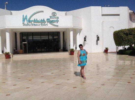 Hilton Sharm Dreams Resort : hotel