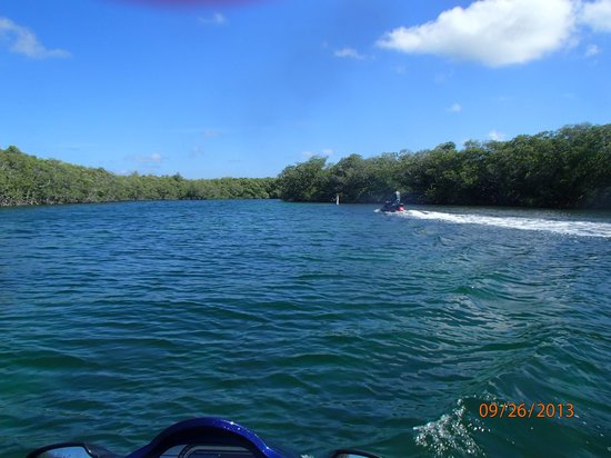Spray Watersports : on the tour