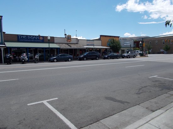 Firebrand Delicatessen: East Side Of Main Street