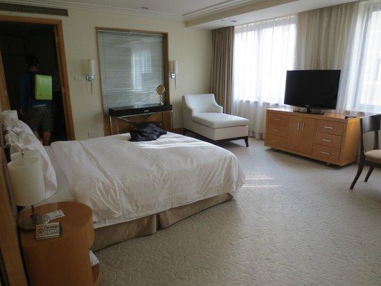 Ascott Beijing: Master bedroom