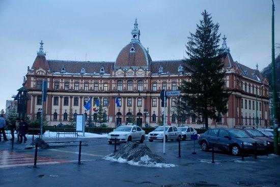 Old City Pension : В Брашове