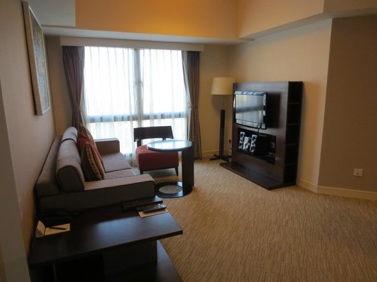 Somerset Grand Hanoi: Living room