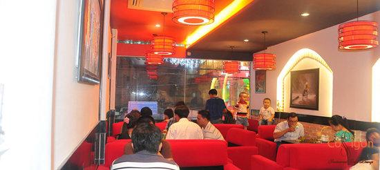 Cosigon Restaurant Cafe Lounge