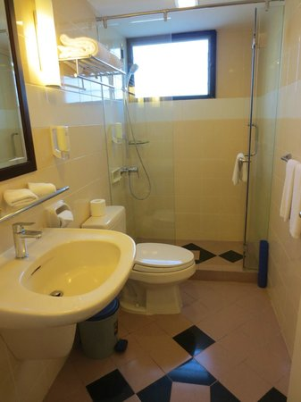 Somerset Grand Hanoi: bathroom