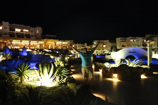 Kempinski Hotel Soma Bay: Pool view
