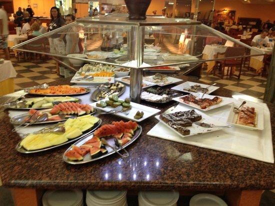 Best Tenerife: buffet