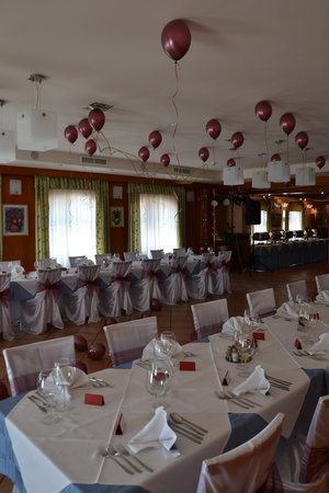 Guest House Bajc: Special event decoration