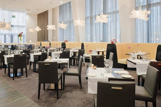 Crowne Plaza Manchester City Centre: Restaurant