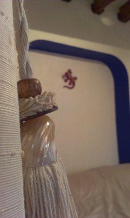 Jade Guesthouse : Detalle en el cuarto