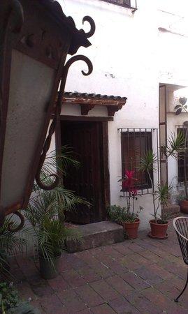 Jade Guesthouse : Detalle del patio
