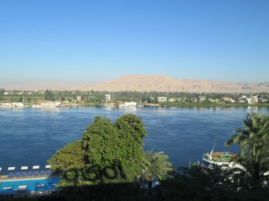 Iberotel Luxor: View from 5th floor room