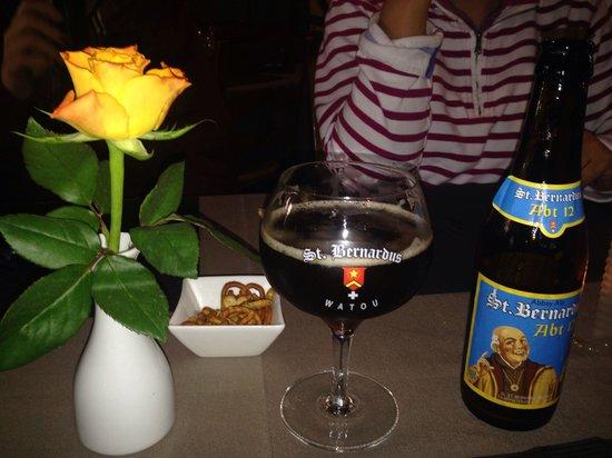Sparhof: Nice very local beer