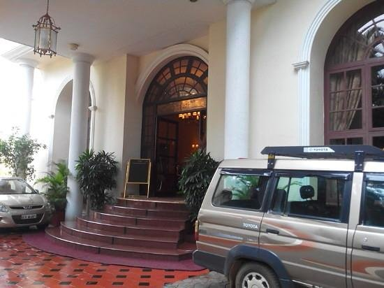 The Grand Magrath: Come experience a taste of colonial hospitality