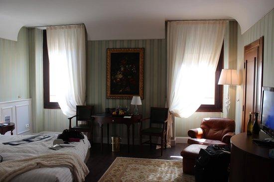 Palazzo Victoria : Our Room