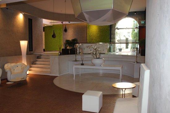 Palazzo Victoria : The Lobby