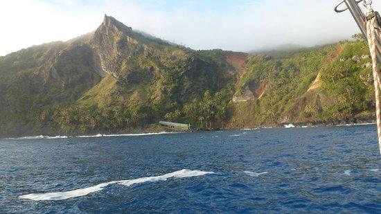 핏케언 섬 사진