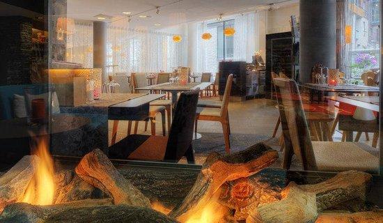 Break Sokos Hotel Levi: Sokoshotel Levi Restaurant Kiisa