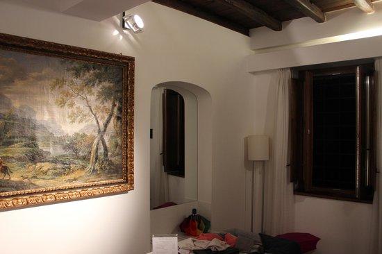 Gigli d'Oro Suite: Room