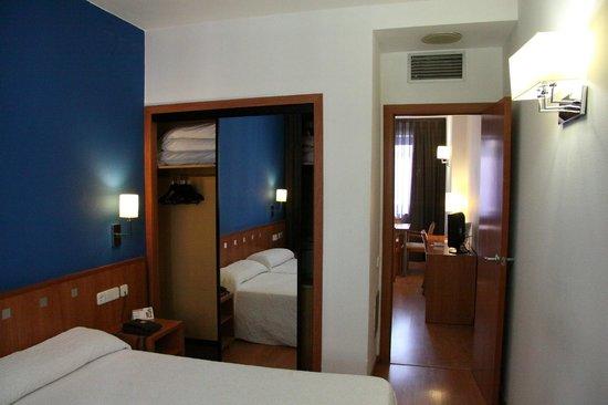 Hotel Acta Azul Barcelona: Двухместный номер