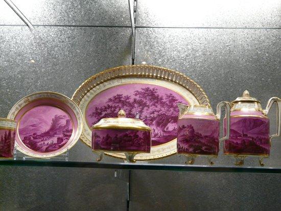 MAK - Austrian Museum of Applied Arts / Contemporary Art : Porcelaine