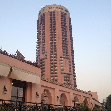 Sofitel Cairo El Gezirah: The hotel