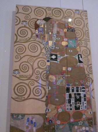 MAK - Austrian Museum of Applied Arts / Contemporary Art : Etude de Frise de Klimt