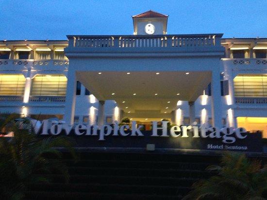 Le Meridien Singapore, Sentosa: отель
