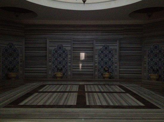 Hilton Bodrum Turkbuku Resort & Spa: Turkish Bath