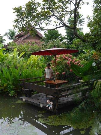 Oriental Siam Resort : De tuin