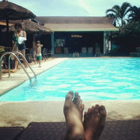 ALTA Cebu Resort : Sit back relax and enjoy the view