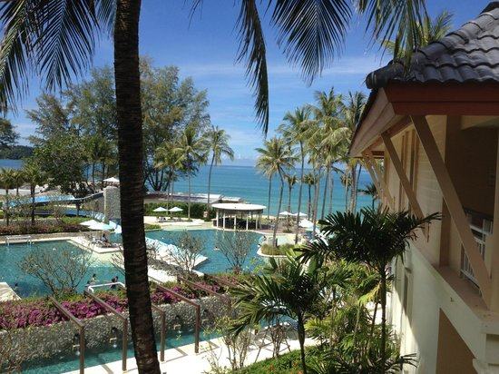 Outrigger Laguna Phuket Beach Resort : Sea view