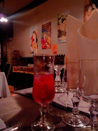 Achiana : salle du restaurant