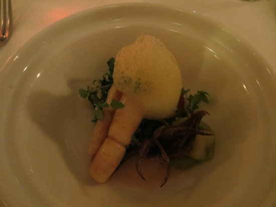 Restaurant Rozemarijn : Another fish course