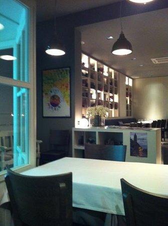 Sitges Bon Estar: restaurant