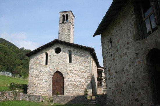 Camerata Cornello, Włochy: chiesetta