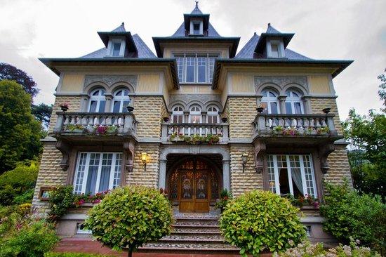 Le Castel Guesthouse: Le Castel in Bayeux