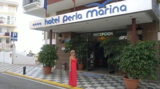 Hotel Perla Marina: Oct 2013